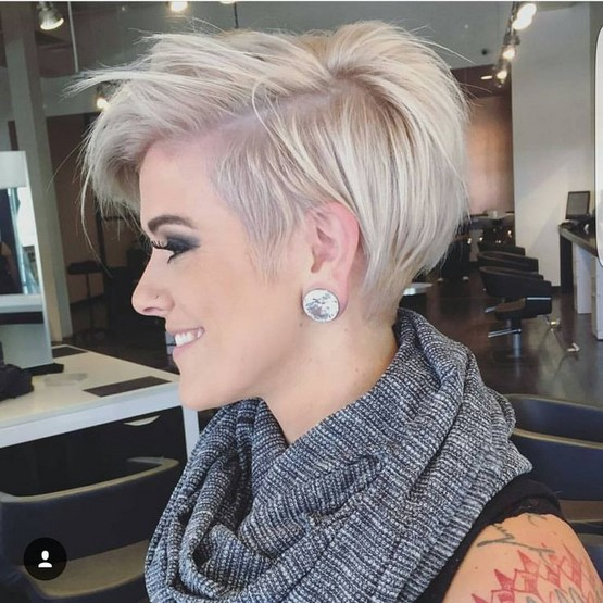 SHORT PIXIE HAIRCUTS FOR THICK HAIR 2020