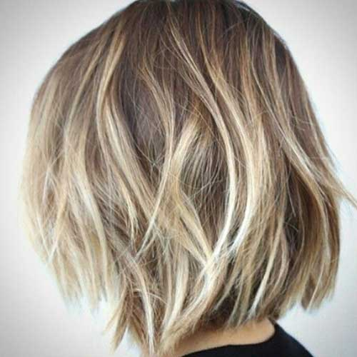 20 Best Short Messy Bob Hairstyles | Bob Haircut and Hairstyle Ide