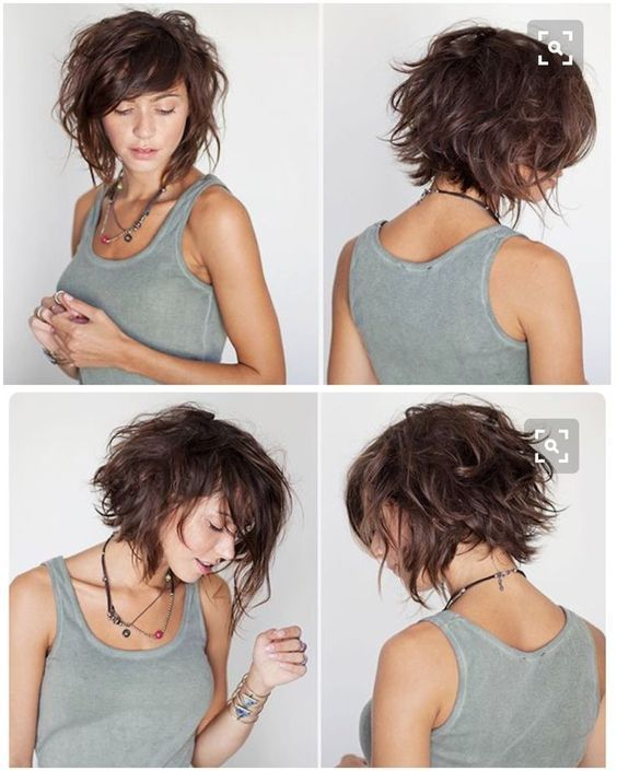 Best Messy Bob Hairstyles