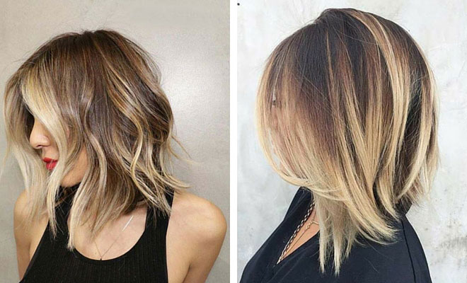 31 Best Shoulder Length Bob Hairstyles | StayGl