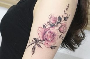 55 Best Rose Tattoos Designs - Best Tattoos for Women - Pretty Desig