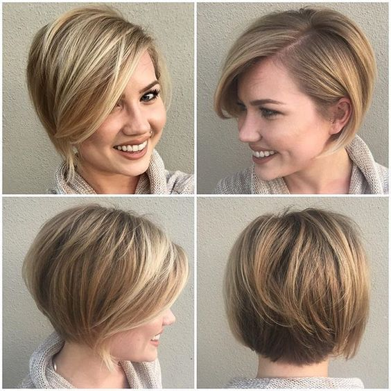 Pin on Short hairstyl
