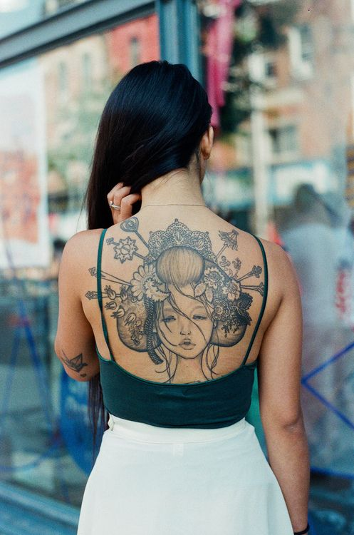 20 Best Tattoos for Girls - Pretty Desig