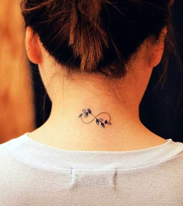 Stunning Best Tattoos For Girls on back neck - Best Tattoos For .