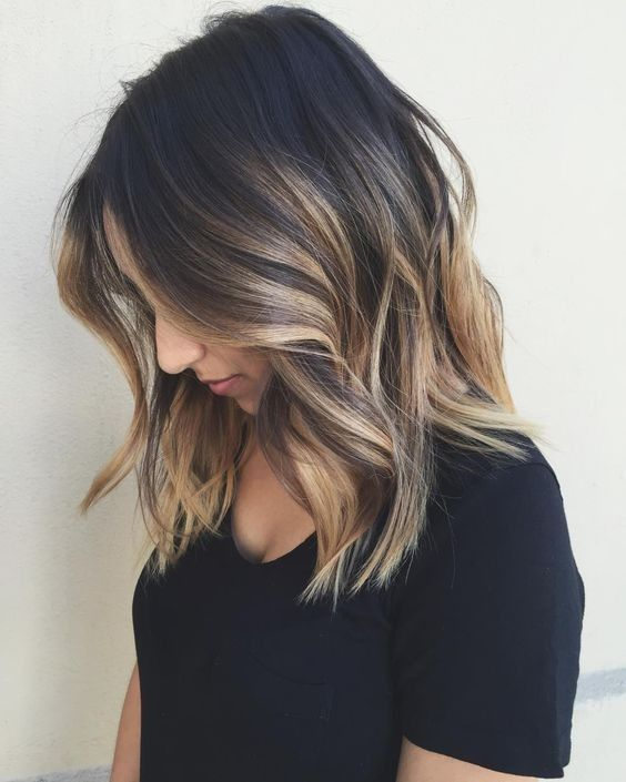 20 Beautiful Blonde Balayage Hair Color Ideas - Trendy Hair Color .
