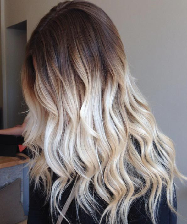 Blonde Ombre Hair Designs