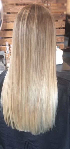 22 Blonde Balayage Hair Designs to Upgrade Your Look | Ombre hair .