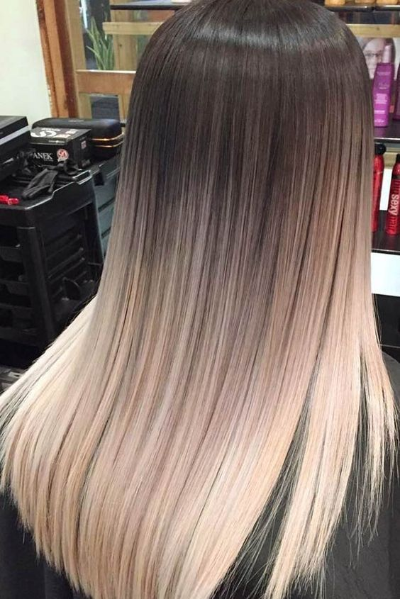 Ombre hair is still one of the hottest trends; from blonde ombre .