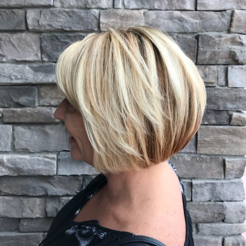 50 Modern Haircuts for Women over 50 with Extra Zi