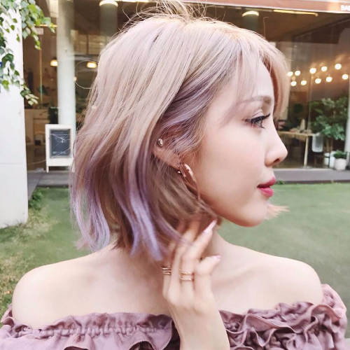 7 bob hairstyles inspired by your favourite Korean celebs | Her .