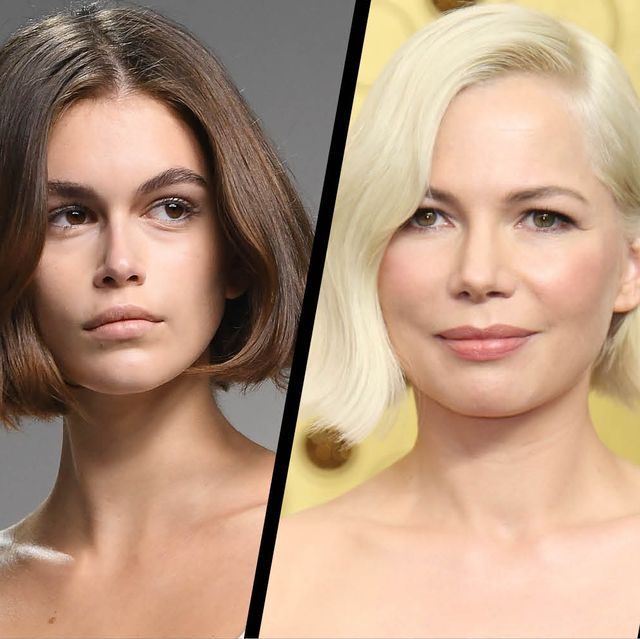 Bob Hairstyles Inspired from Celebrities