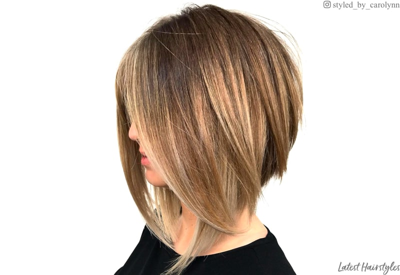 21 Best Long Layered Bob (Layered Lob) Hairstyles in 20