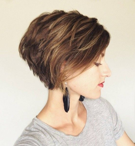 Bob Hairstyles With Short Layers