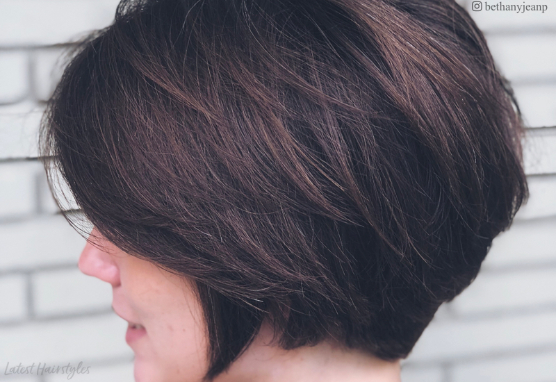 17 Cute Short Layered Bob Haircuts That are Easy to Sty