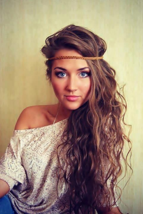 20 Boho Chic Hairstyles for Women - Pretty Desig