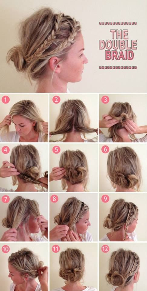 10 Boho Hair Tutorial for the Season - Pretty Desig