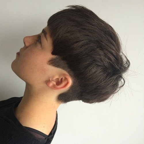19 Boyish Bowl Hairstyles You Must Like - Pretty Desig