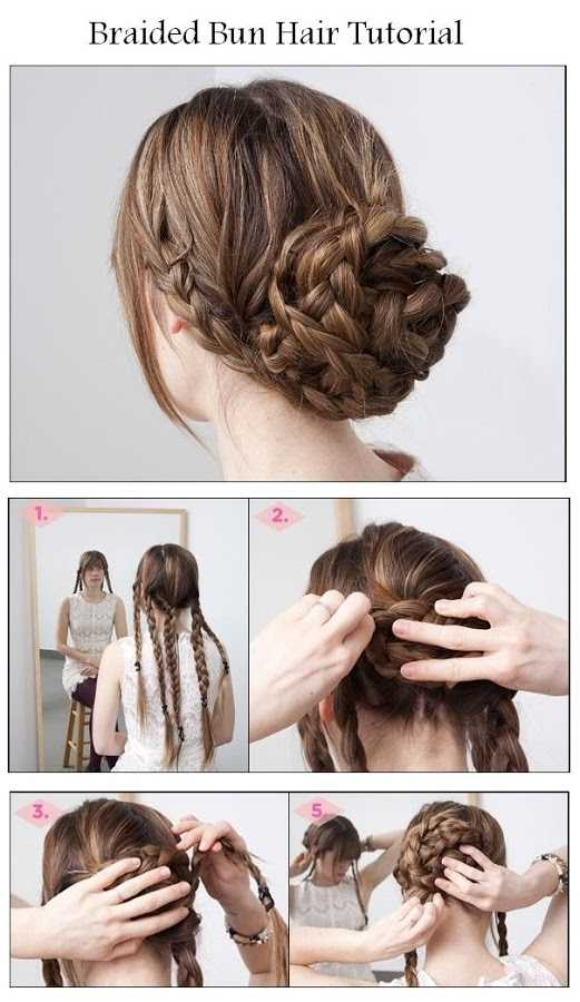 20 Amazing Braided Hairstyles Tutoria
