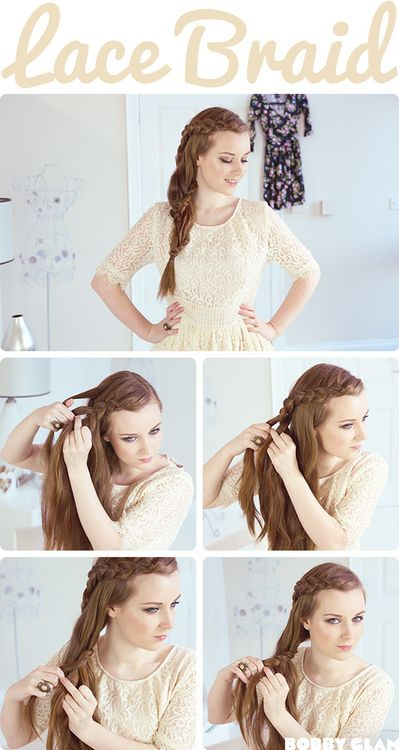 15 Cute Hairstyles with Braids | Braided hairstyles tutoria