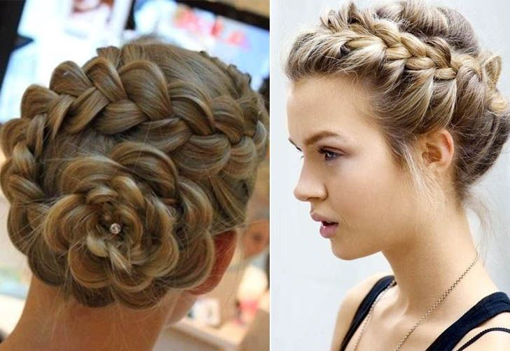 31 Cute and Elegant Braided Hairstyles for Women - Haircuts .