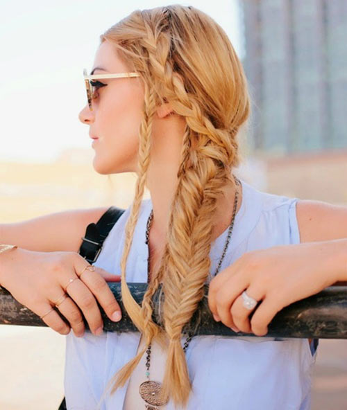 10 Best Braided Hairstyles from Fun to Formal - PoPular Haircu