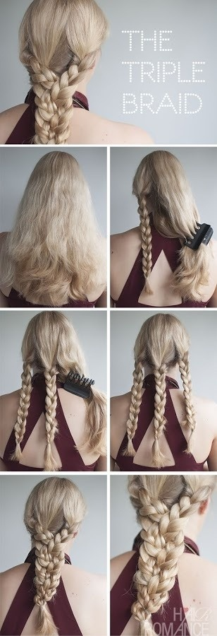 20 Cute and Easy Braided Hairstyle Tutoria
