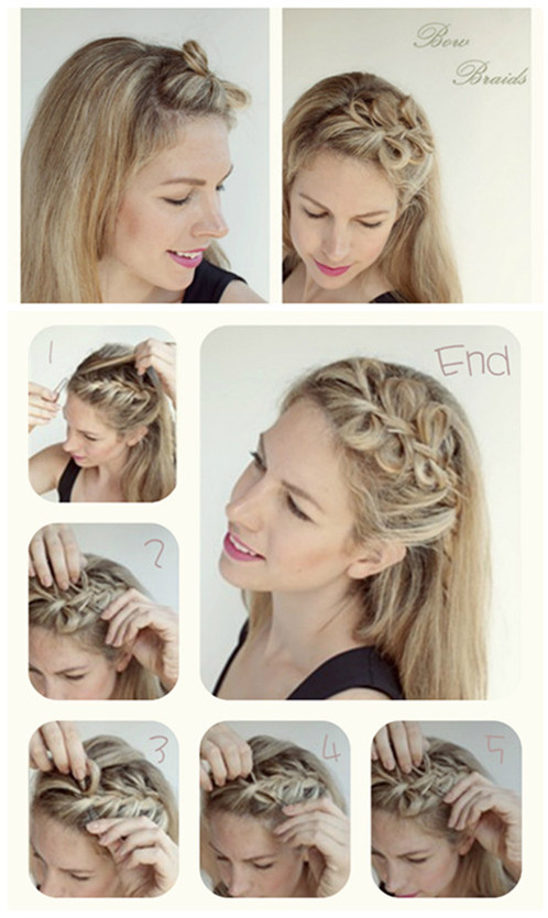 9 Types of Classy Braided Hairstyle Tutorials You Should Try .