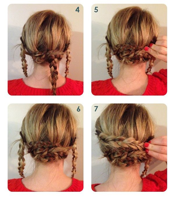 9 HAIRSTYLE TUTORIALS: How to survive to this Autumn's Bad Hair .