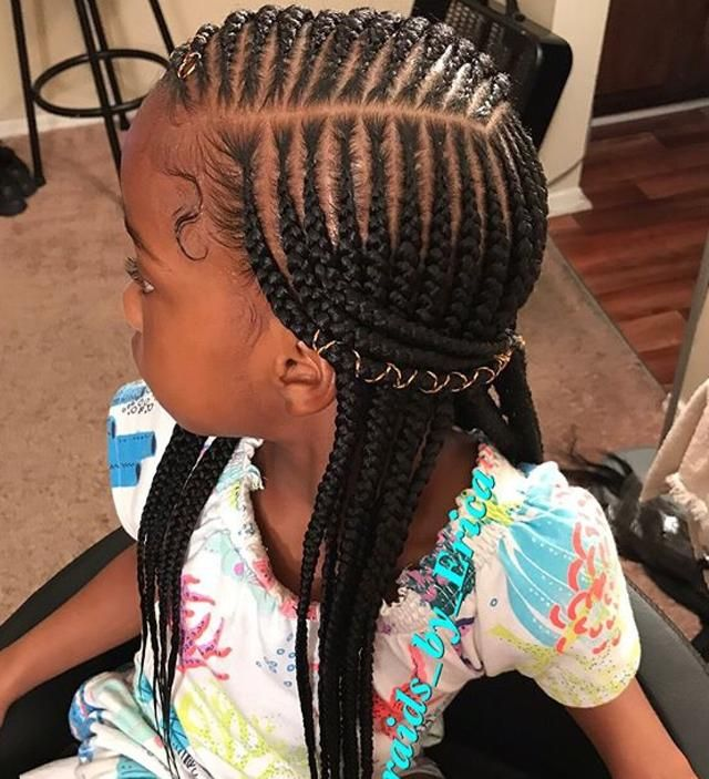 35 Chic Protective Braided Hairstyles for Women and Girls | Little .