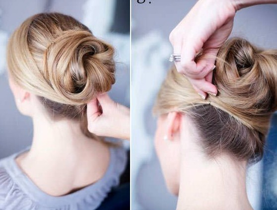 12 Trendy Low Bun Updo Hairstyles Tutorials: Easy Cute - PoPular .