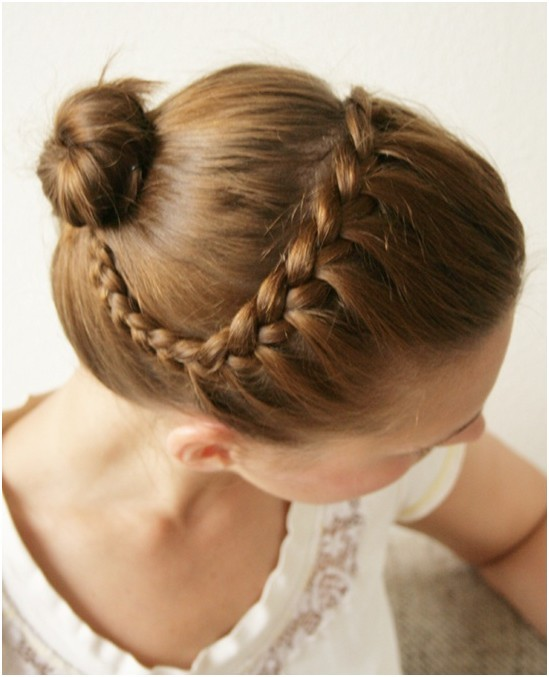 15 Braided Updo Hairstyles Tutorials - Pretty Desig