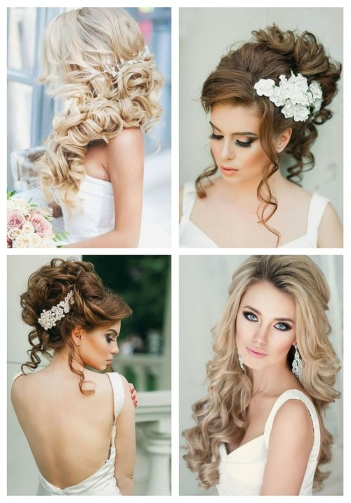 Breath-Taking Wedding Hairstyles for   Women
