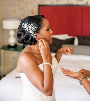2015 Wedding Hairstyles for Black Women – The Style News Netwo