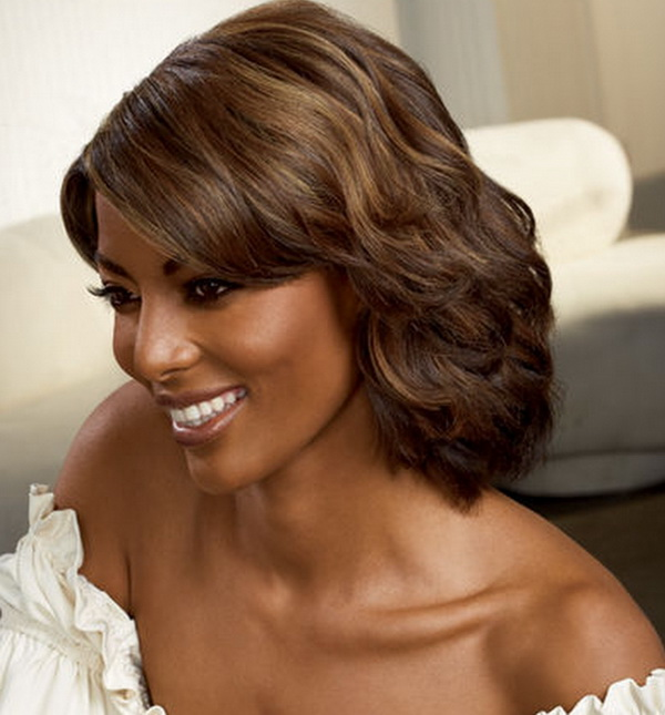 Bridal Hairstyles for Black Women - Stylish E
