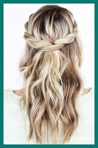 Wedding Hairstyles for Long Hair Bridesmaid 319600 48 Hottest .