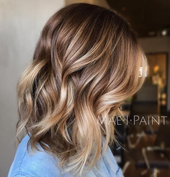 50 Ideas for Light Brown Hair with Highlights and Lowlights .