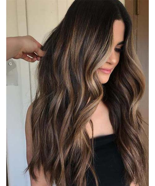 Charming-Ideas-Of-Brunette-Balayage-Hairstyles-2019. | Chunk of Sty