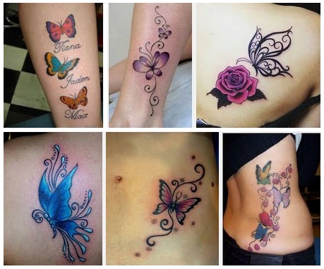 19 Most Stunning Butterfly Tattoo Designs and Meanings | Styles At .