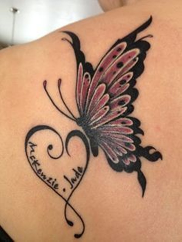 94 Original Butterfly Tattoo Designs For Every Summer Enthusia