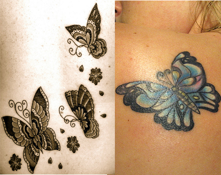 77 Beautiful Butterfly Tattoos - Plus Their Meaning & Phot