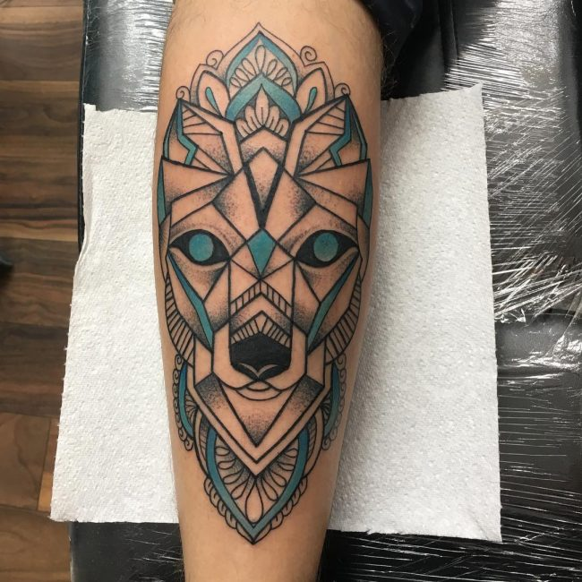 130+ Best Calf Tattoos Designs & Meanings - Find Yourself (201