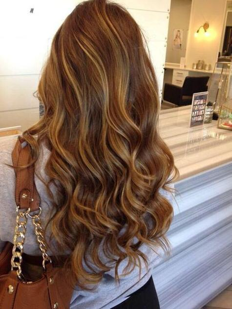 70 Alluring Brown Hair With Caramel Highlights – HairstyleCa