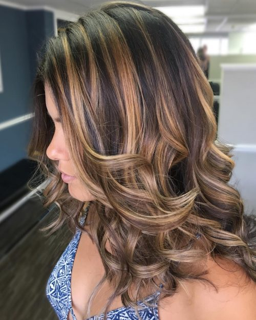 34 Best Caramel Highlights for Every Hair Col