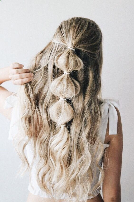 Casual Easy Hairstyles