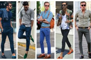How to Wear Loafers Like a Dapper Man | How to wear loafers .