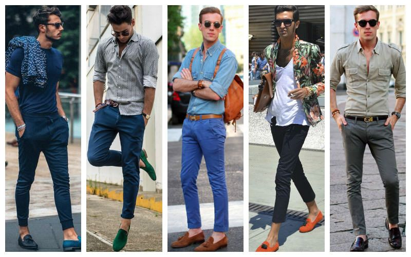 Casual Styles with Loafers