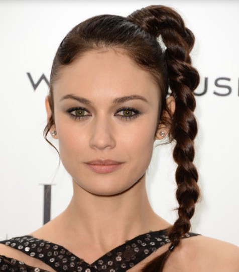 16 Celebrities Tell You How to Rock the Braids: Celebrities .