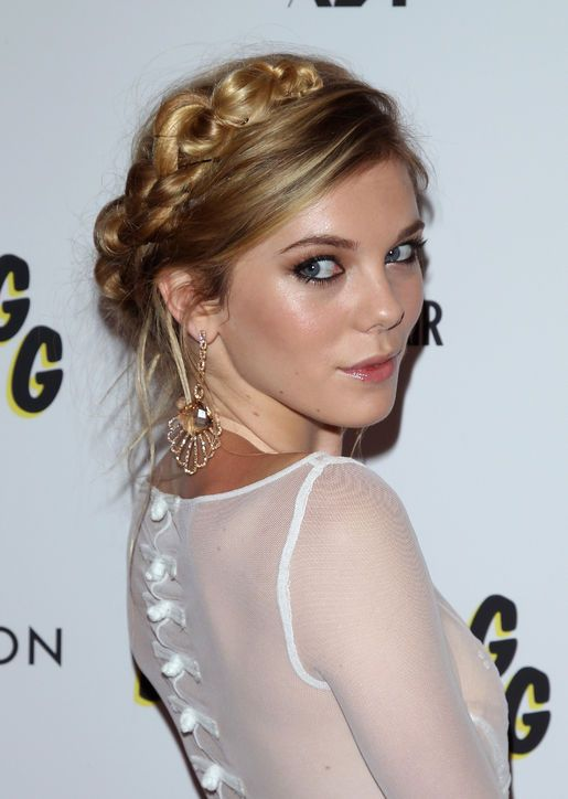 3 Gorgeous Braids from Yesterday's Red Carpets You'll Want to Try .
