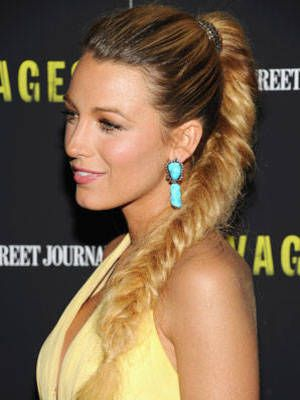 20 Cool Celebrity Braided Hairstyles | Hair styles, Plaits .