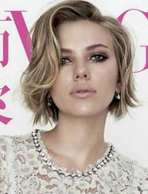 Celebrities Short Haircuts